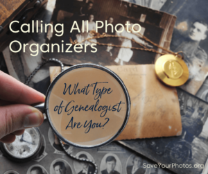 What Type of Genealogist Are You?
