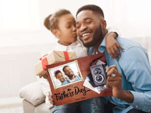Create a Photo Card for Dad this Father's Day – for Free!