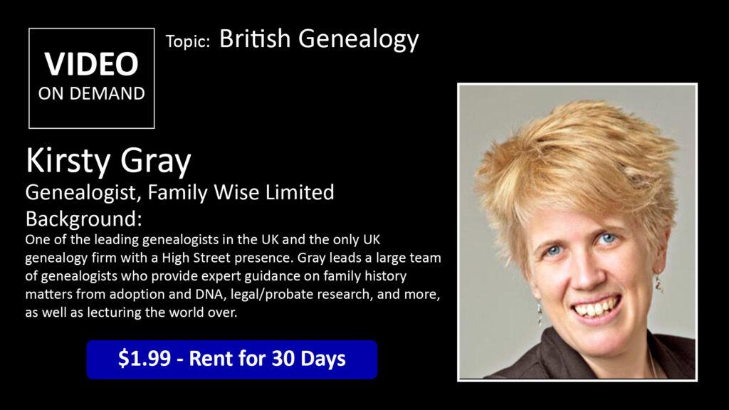Kirsty Gray