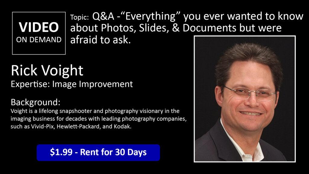 Rick Voight